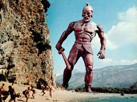 TALOS - JASON AND THE ARGONAUTS